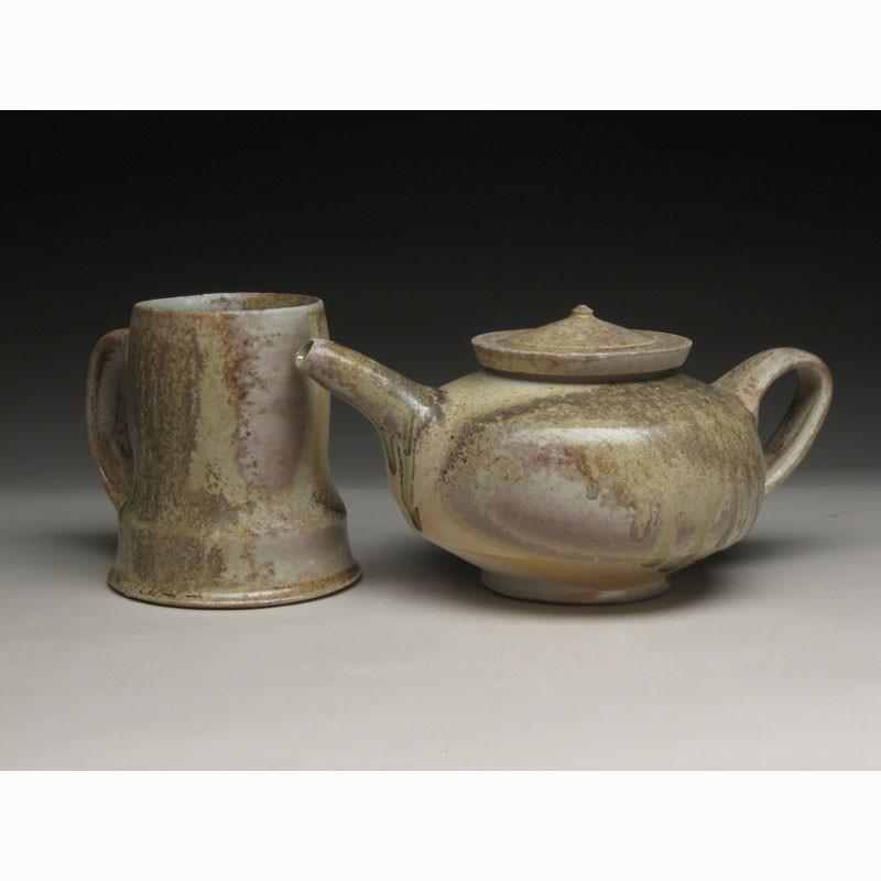 Tyler Gulden - Teapot and Cup Set