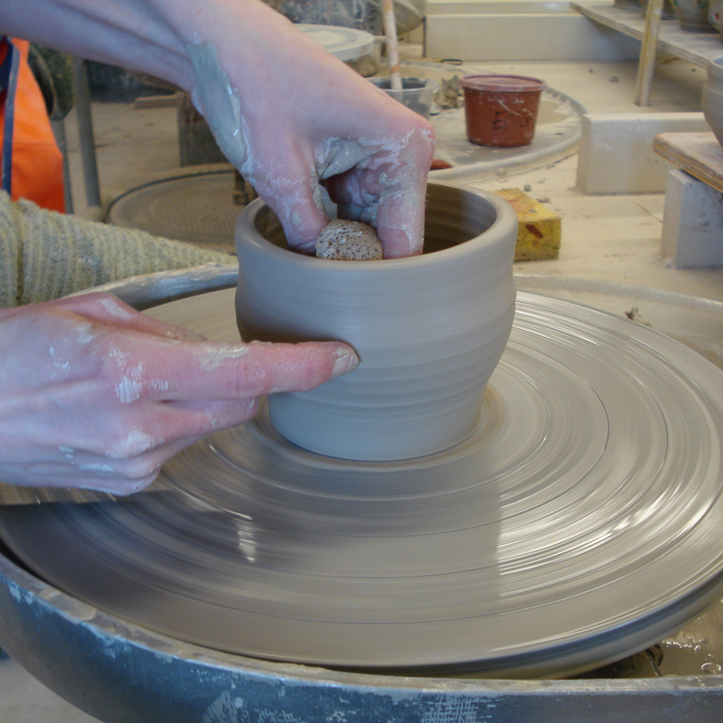 Teen Pottery (ages 10-14)