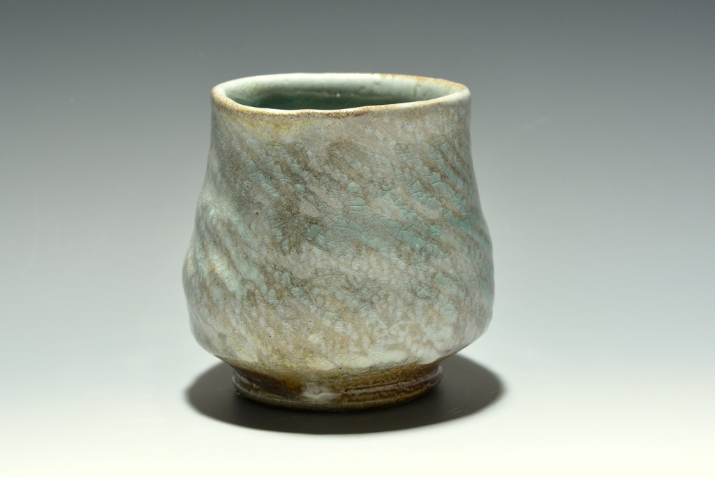 Steve Theberge-Yunomi with Rope Pattern