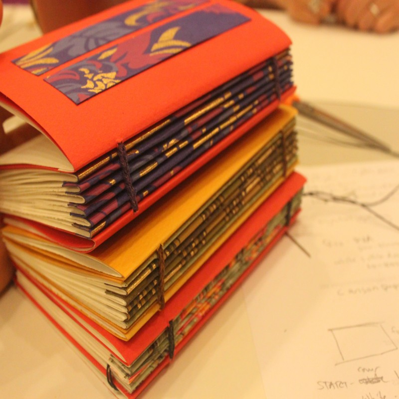 Book Binding Workshop Series