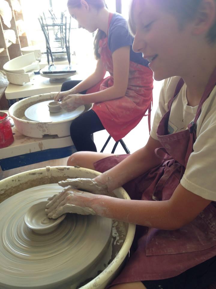 Loading adult teen ceramics — photo 11
