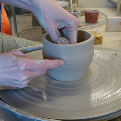 April Vacation Art Camp: Tween & Teen Pottery