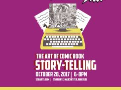 The Art of Comic Book Story-Telling